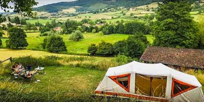emplacement camping bourgogne